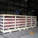Drvene gajbe - pakiranje