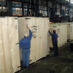 drveni sanduci otprema pakiranje