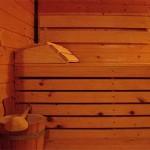 Interijer saune