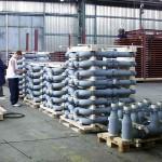 Pakiranje robe na drvene palete