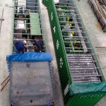 Pakiranje strojeva u kontejnere