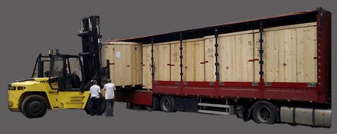pakiranje drvenih sanduka
