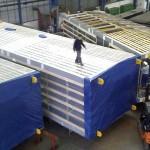 Zaštita modula od 40 tona -specijalni transport
