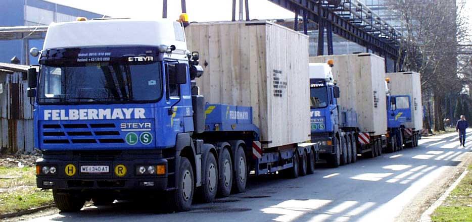 sanduci za prekomorski transport otprema