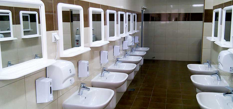 Sanitarni čvorovi, kupaone