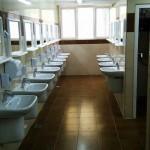 Sanitarni čvor - interijer
