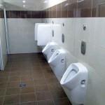 Sanitarni čvor - pisoari