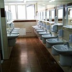 Sanitarni čvor - umivaonici
