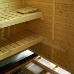 Izgled saune