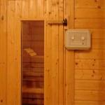 Regulator topline saune